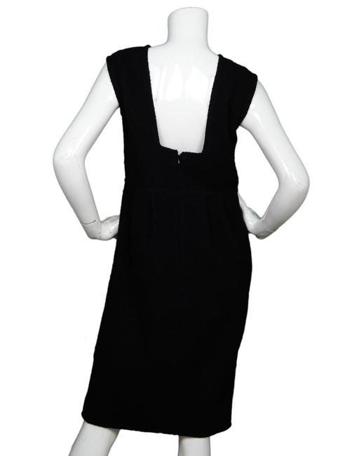 Chanel Star Western Sleeveless Boucle Dress Image 2