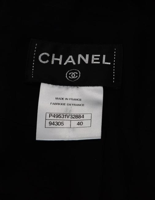 Chanel Star Western Sleeveless Boucle Dress Image 3