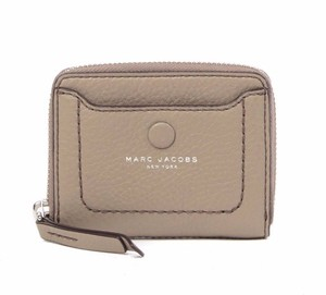 Marc Jacobs Marc Jacobs Empire City Leather Zip Wallet