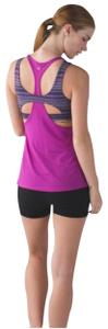 Lululemon Lululemon All Sport Support Tank Ultra Violet / Space Dye Twist Ultra