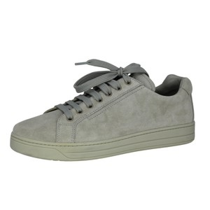 Prada Suede Grey Athletic