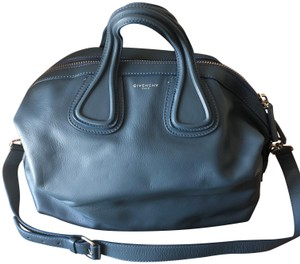 Givenchy Leather Satchel in Teal