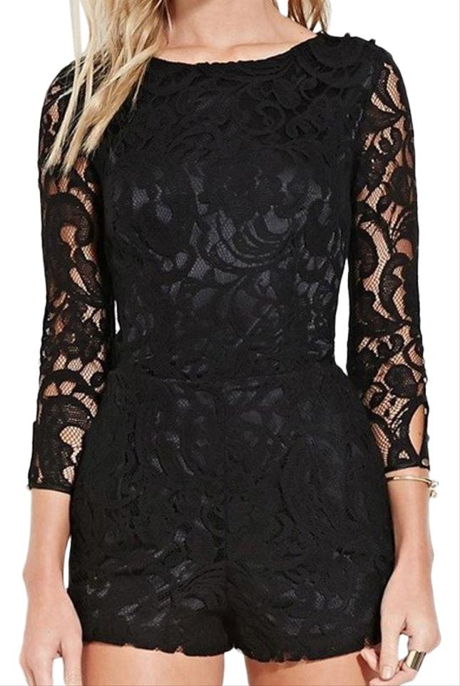 e431ee009d Forever 21 Party Longsleeve Lace Date Night Dress Image 0 ...