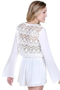 Altar'd State Long Sleeve Lace Party Date Night Dress