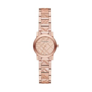 Burberry Burberry Rose Gold New City Ladies Bu9235 Watch