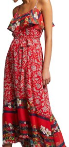 red Maxi Dress by one.september