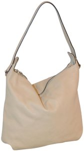Coccinelle Leather Crossbody Hobo Bag