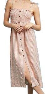 pink Maxi Dress by Faithfull the Brand