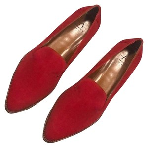 Aquatalia red Flats