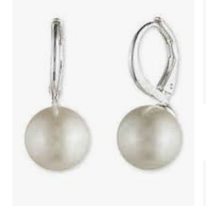 Kate Spade Kate Spade In The Flash Pearl Drop Earrings