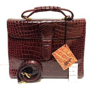 Maxima Satchel in Bordeaux