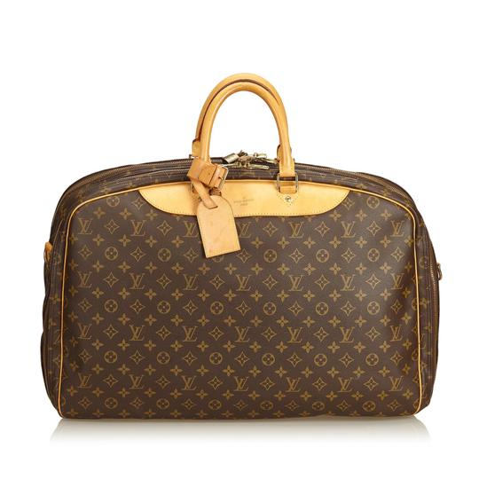 Preload https://img-static.tradesy.com/item/24422773/louis-vuitton-alize-monogram-2-poches-brown-coated-canvas-weekendtravel-bag-0-0-540-540.jpg