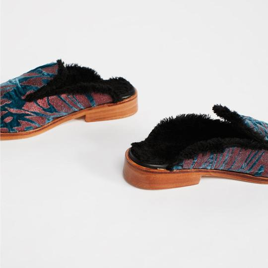 Free People Red Mules Image 4