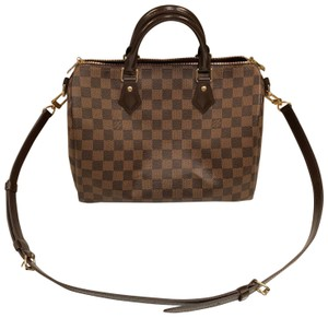 Louis Vuitton Rarely Used Top Handle Cross Body Bag