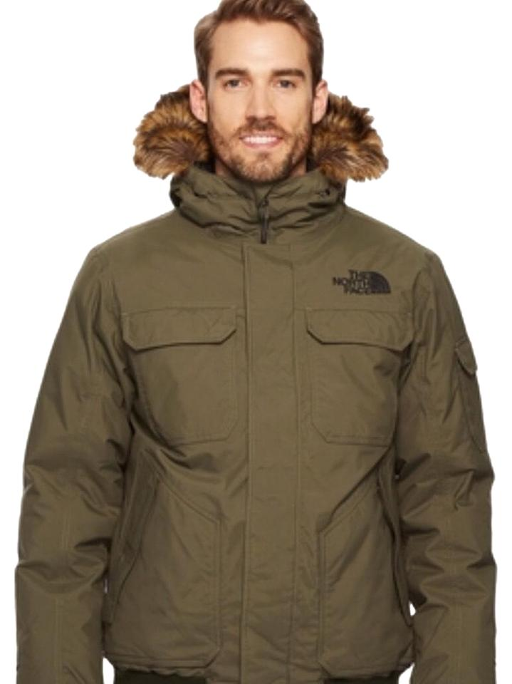 ebef814b8 The North Face Taupe Green Men Gotham Jacket In X-large Coat Size 16 (XL,  Plus 0x)