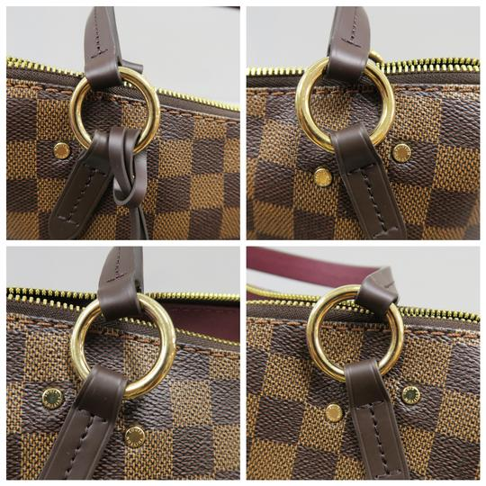 Louis Vuitton Lv Lymington Ebene Canvas Shoulder Bag