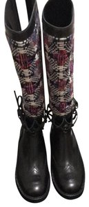 Chanel multiple color Boots