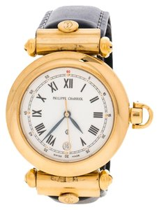 Charriol White Christopher Columbus Women's Watch 35MM