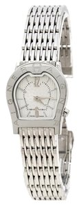 Etienne Aigner Silver White Stainless Steel Ravenna Nuovo A25200 Women's Wristwatch