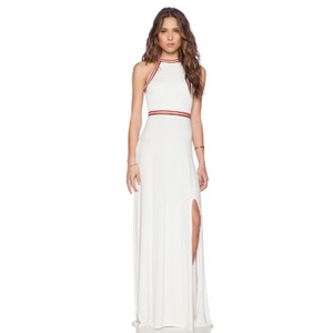 ivory Maxi Dress by Lovers + Friends