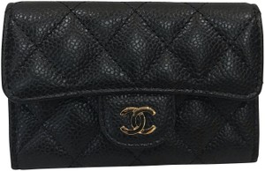 Chanel classic flap card holder