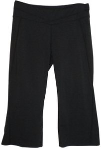 lucy Hatha Collection Lucypowermax Stretch Capris Black