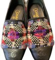 Chanel Purple/Black Mocassin Loafers Tweed Flats Size EU 36.5 (Approx. US 6.5) Regular (M, B) Chanel Purple/Black Mocassin Loafers Tweed Flats Size EU 36.5 (Approx. US 6.5) Regular (M, B) Image 1