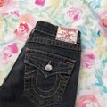 True Religion Straight Leg Jeans-Dark Rinse Image 4