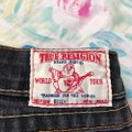 True Religion Straight Leg Jeans-Dark Rinse Image 5
