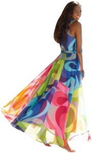 Rainbow Maxi Dress by Soft Surroundings