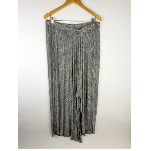 Soft Surroundings Maxi Skirt Gray