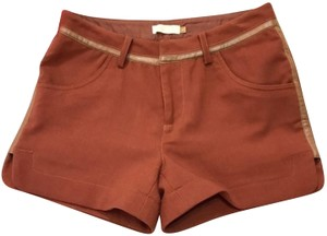 Etam Dress Shorts Brown