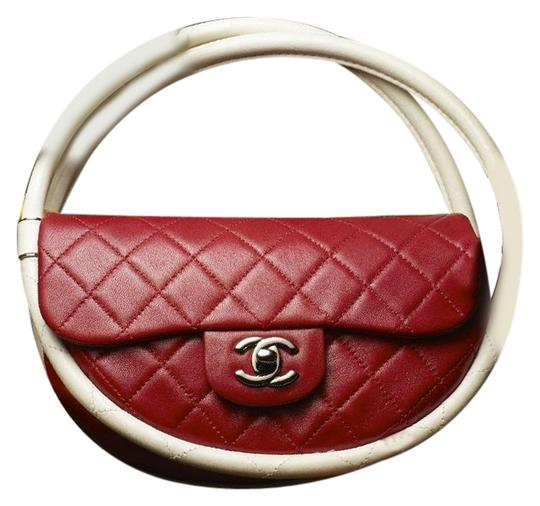 Preload https://img-static.tradesy.com/item/24425110/chanel-classic-flap-limited-edition-small-hula-hoop-red-lambskin-leather-hobo-bag-0-5-540-540.jpg