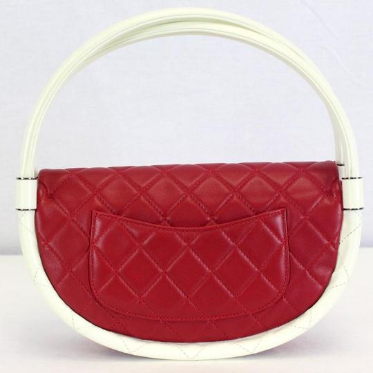 Chanel Hula Hoop Hula Flap Rare Limited Edition Hobo Bag Image 7