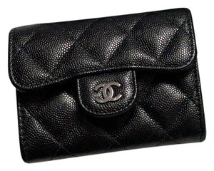 Chanel XL Card Holder with back pocket