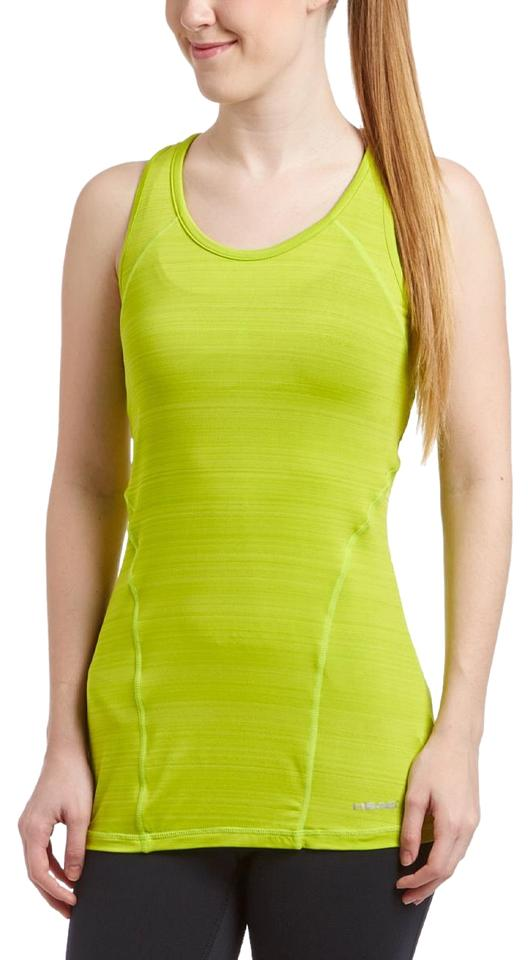 830af60eb Head Lime Sweet Pea Princess Green Activewear Top Size 4 (S)