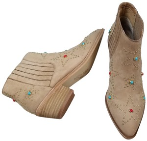 Chinese Laundry beige Boots