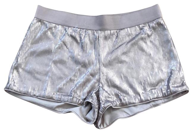 Item - Copper Sequined Shorts Size 4 (S, 27)