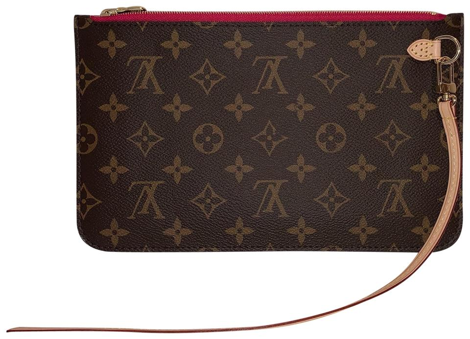 25af4102c2be Louis Vuitton neverfull monogram with pivoine (pink) lining Image 0 ...