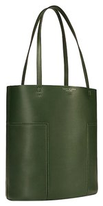 Tory Burch Tote in olive green