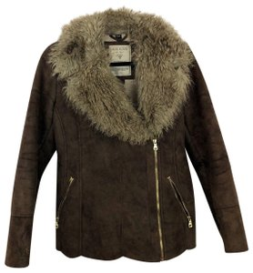 Guess Fur Coat