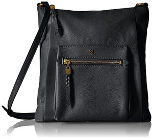 Elliott Lucca Leather Cross Body Bag