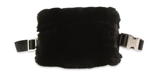 e4e8fba2b977 Chanel Waist Belt Fanny Pack Fur Shoulder Bag. Chanel Sport Waist Duffel  Belt Fanny Pack Black Rabbit ...