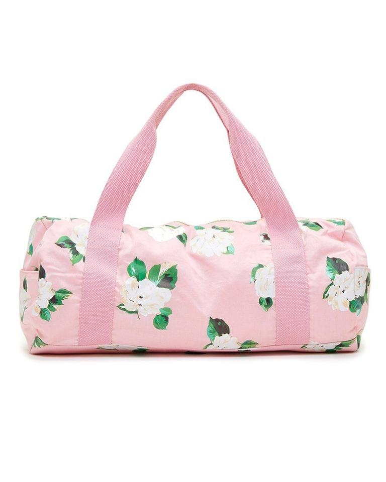 283ca3b658f5 Extra-large Gym - Pink Cotton Blend Weekend Travel Bag - Tradesy