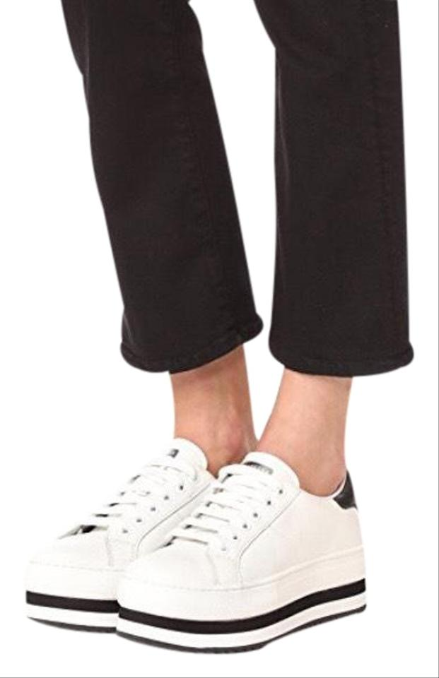 sports shoes c8f5f 8f053 White Grand Platform Sneakers