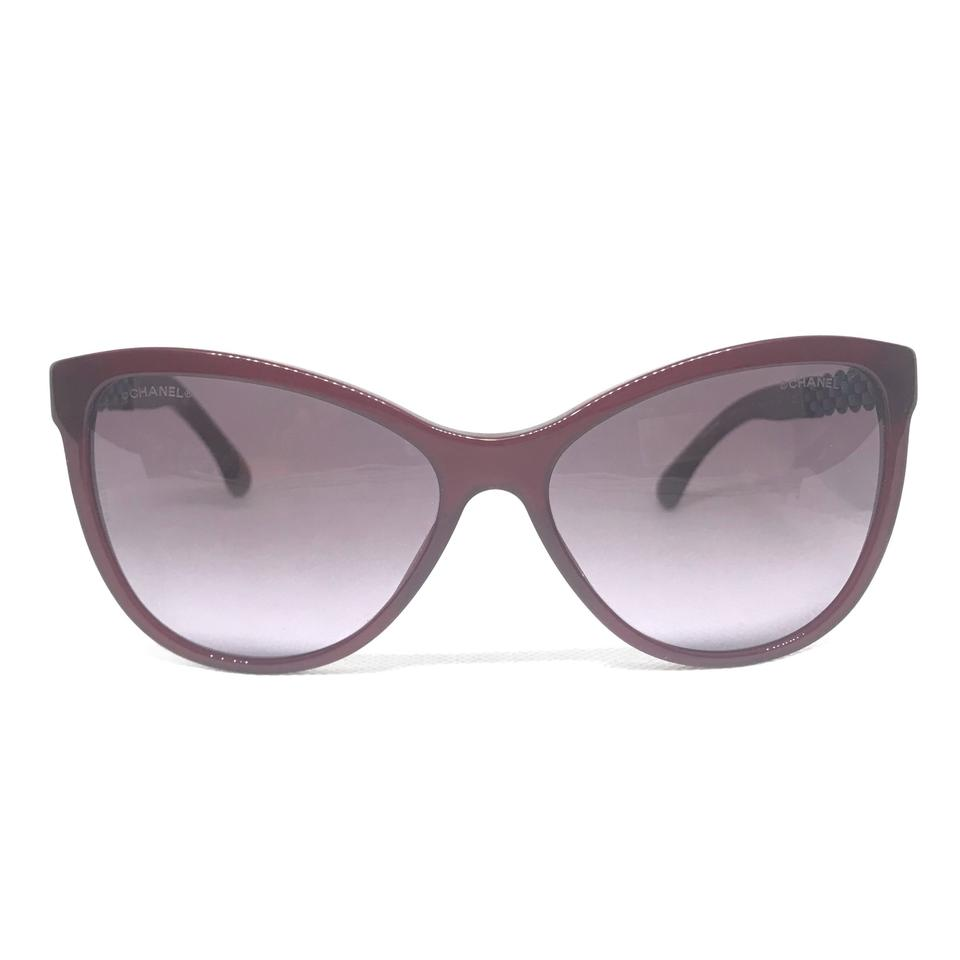 77b6860191 Chanel Chain CatEye Gradient Pink 5326 c.1528 S1 Sunglasses Image 0 ...
