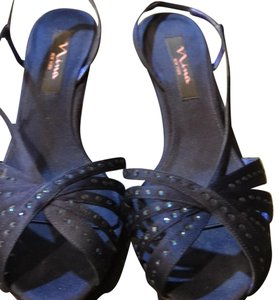 Nina Shoes navy Formal