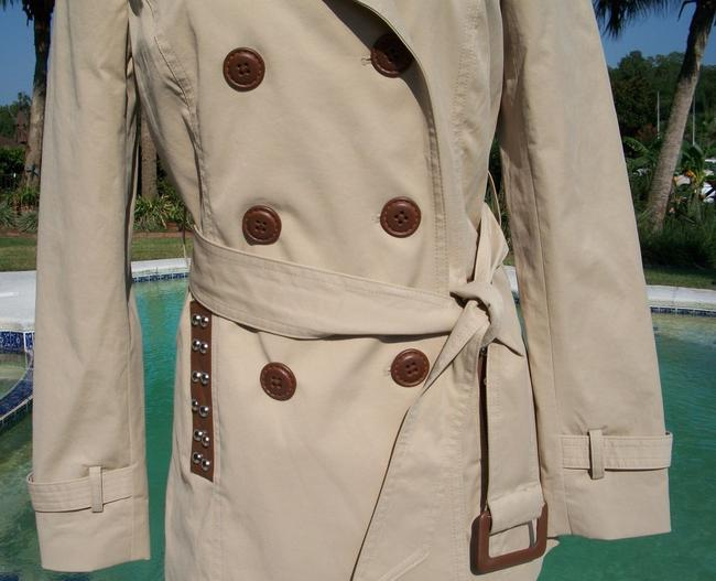 Cache Trench Coat Image 2