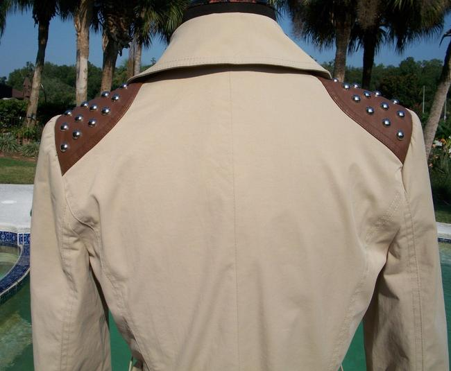 Cache Trench Coat Image 3