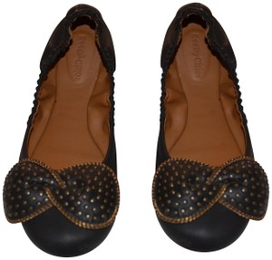 See by Chloé Comfortable Classic Superb Condition Black Flats